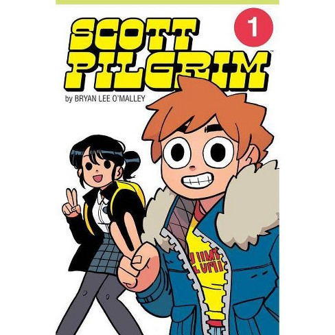 Scott Pilgrim Color Collection Vol. 1 - by  Bryan Lee O'Malley (Paperback) - image 1 of 1