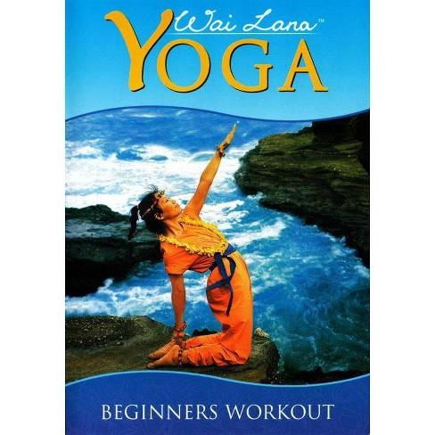 Wai Lana Yoga Easy Series: Beginners Workout (DVD) - image 1 of 1