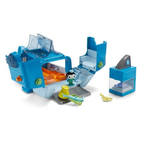 Fisher-Price Octonauts Gup-W Reef Rescue Playset - image 1 of 10