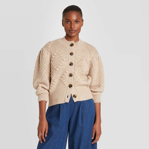 Women's Cardigan - Who What Wear™ - image 1 of 3