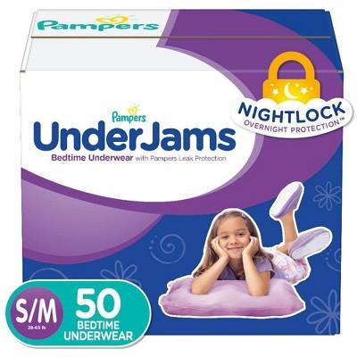 Pampers UnderJams Girls'