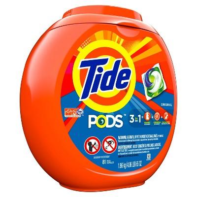 Tide Pods Laundry Detergent Pacs Original
