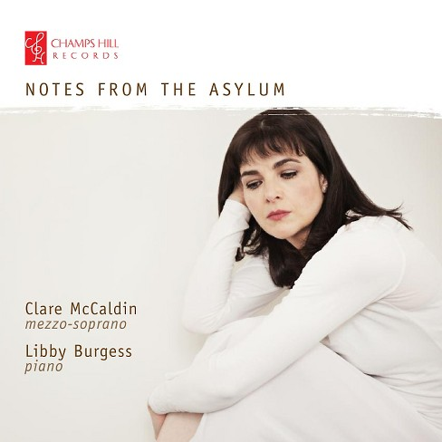 Clare mccaldin - Notes from the asylum (CD) - image 1 of 1
