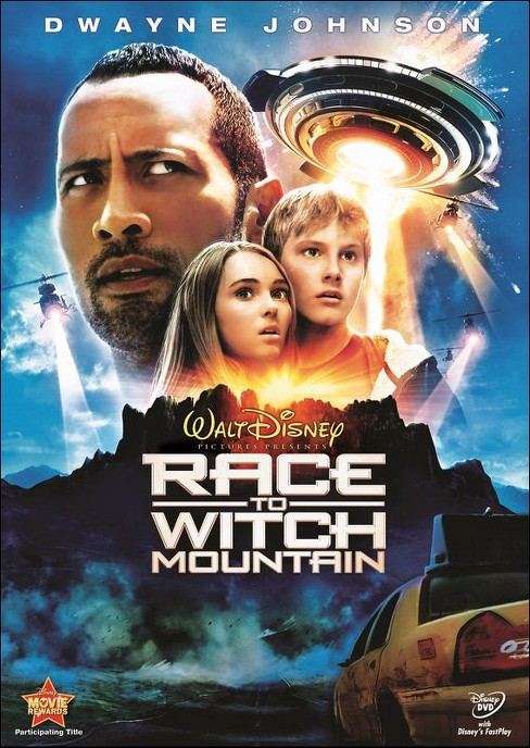 Race To Witch Mountain (Blu-ray) - image 1 of 1