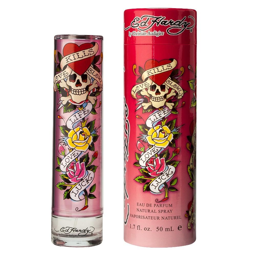 Ed Hardy by Ed Hardy Eau de Parfum Women's Perfume - 1.7 fl oz