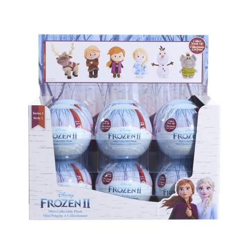 Disney Frozen 2 Mini Collectible Plush - image 1 of 4