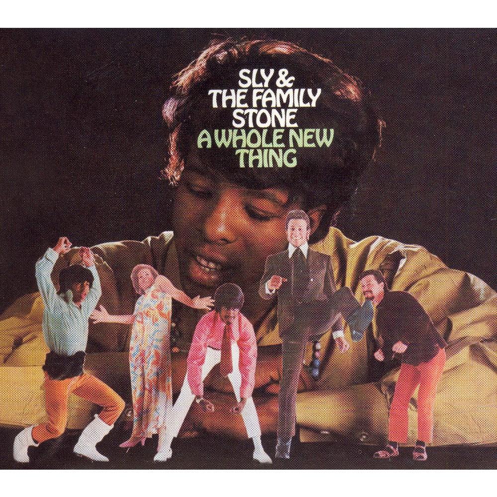 Sly & The Family Sto - Whole New Thing (Vinyl)