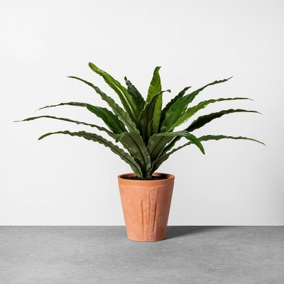 Medium Faux Potted Plant Fern - Hearth & Hand™ with Magnolia