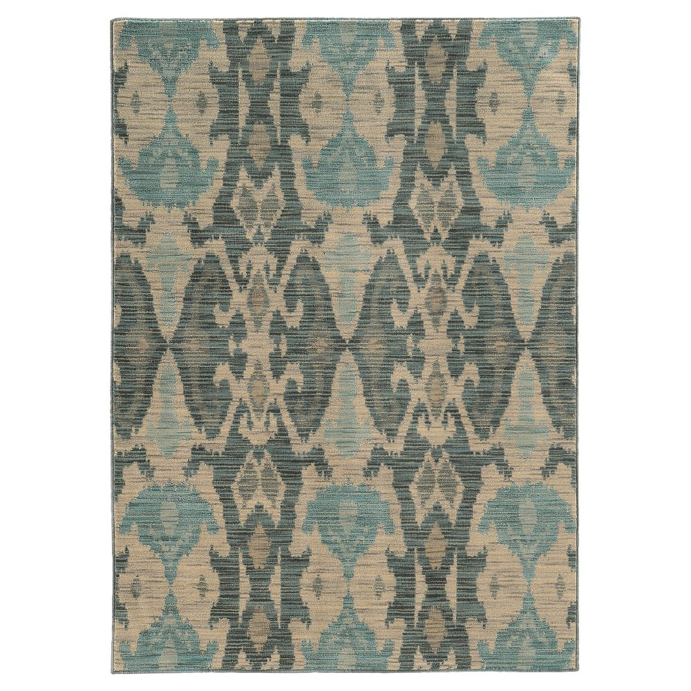 Skye Haley Area Rug (8'X11'), Multicolored