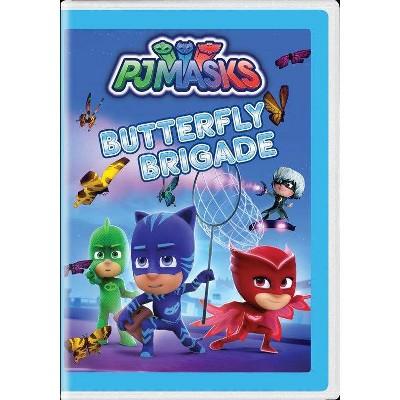 PJ Masks: Butterfly Brigade (DVD)