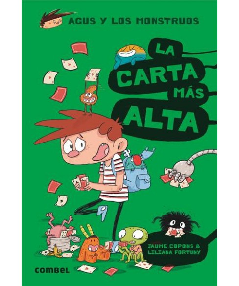 La carta más alta/ The Highest Card -  by Jaume Copons (Paperback) - image 1 of 1