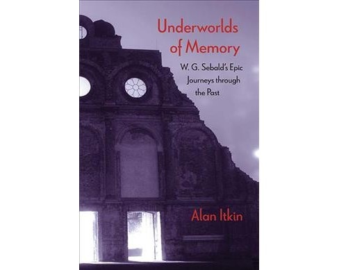 Underworlds of Memory : W. G. Sebald's Epic Journeys Through the Past (Paperback) (Alan Itkin) - image 1 of 1