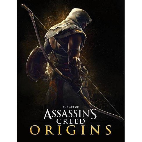 The Art of Assassin's Creed Origins - by  Paul Davies (Hardcover) - image 1 of 1