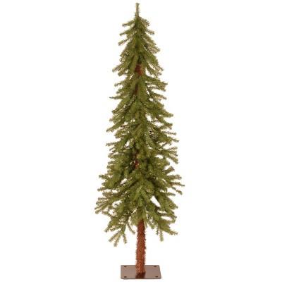National Tree Company Slim 5ft Hickory Cedar Artificial Tree by National Tree Company
