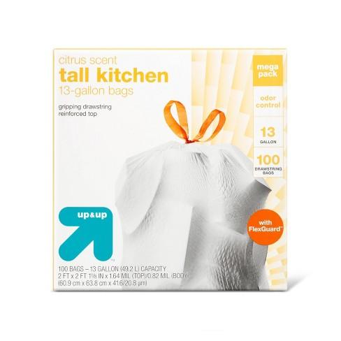 Citrus Tall Kitchen Trash Bag - 100ct - Up&Up™ - image 1 of 4