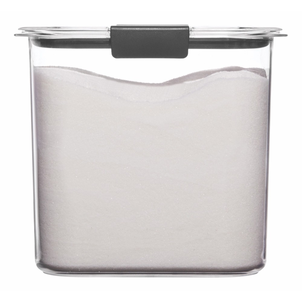 Rubbermaid Brilliance 12 cup Pantry Airtight Food Storage Container, Clear