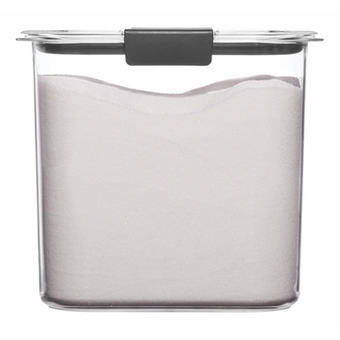 Rubbermaid Brilliance 12 cup Pantry Airtight Food Storage Container - image 1 of 4
