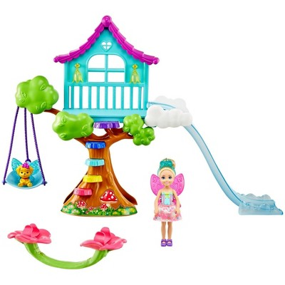 Barbie Dreamtopia Chelsea Treehouse Playset