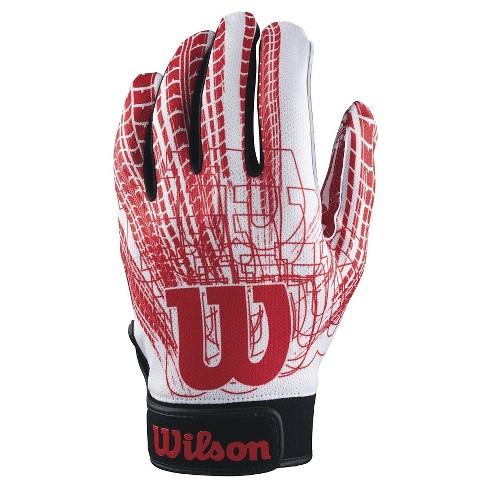 Wilson Youth Football Glove Target