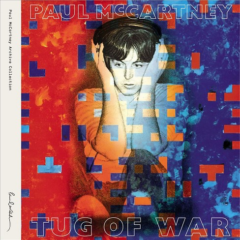 Paul mccartney - Tug of war (CD) - image 1 of 1