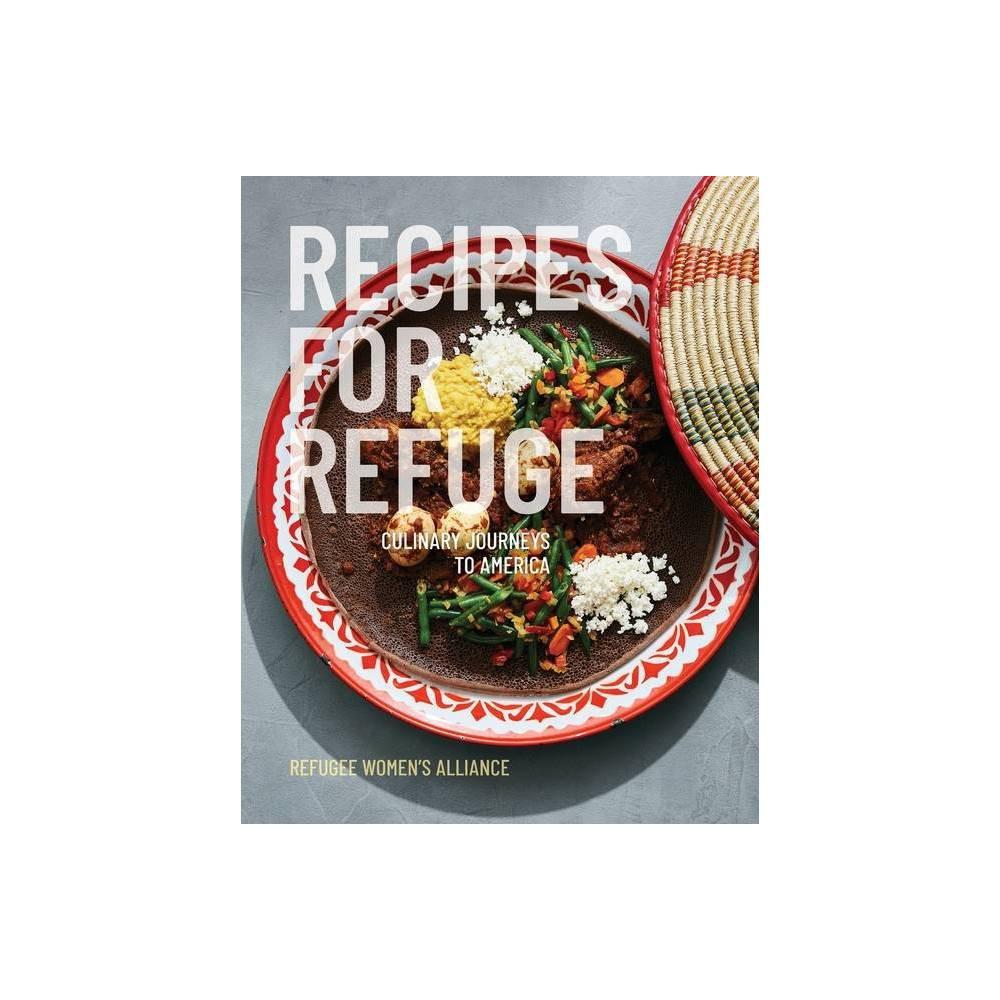 Recipes For Refuge By Refuge Women S Alliance Paperback