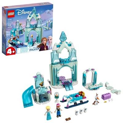LEGO Disney Anna and Elsa's Frozen Wonderland 43194 Building Kit