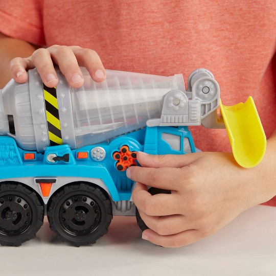 Play-Doh Wheels Cement Truck image number null
