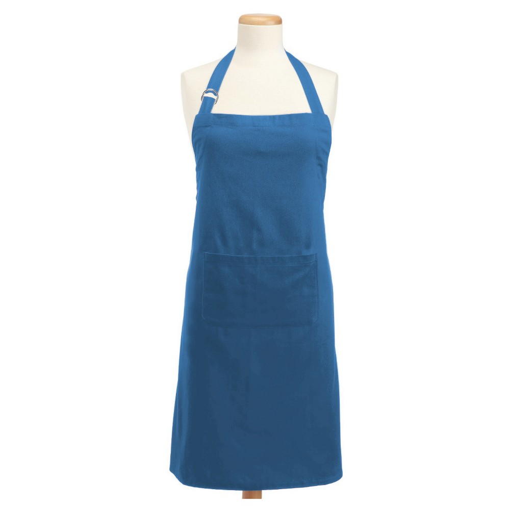 Image of Chino Chef Apron - Design Imports, Blue