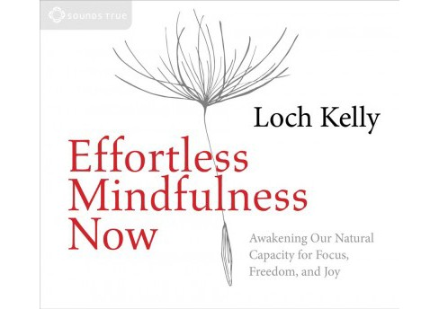 Effortless Mindfulness Now : Awakening Our Natural Capacity for Focus, Freedom, and Joy - Unabridged - image 1 of 1