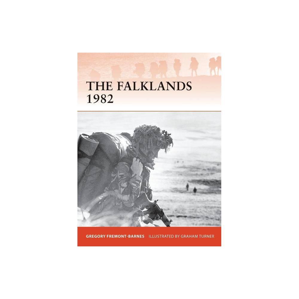 The Falklands 1982 Campaign By Gregory Fremont Barnes Paperback