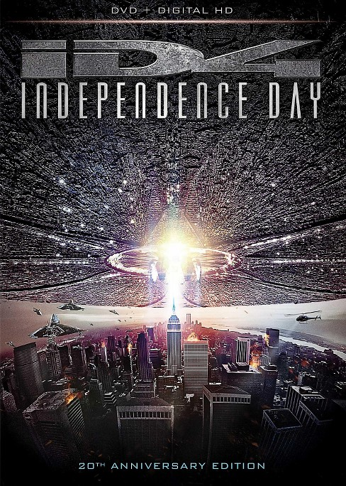INDEPENDENCE DAY 20th Anniversary Edition (DVD) - image 1 of 1
