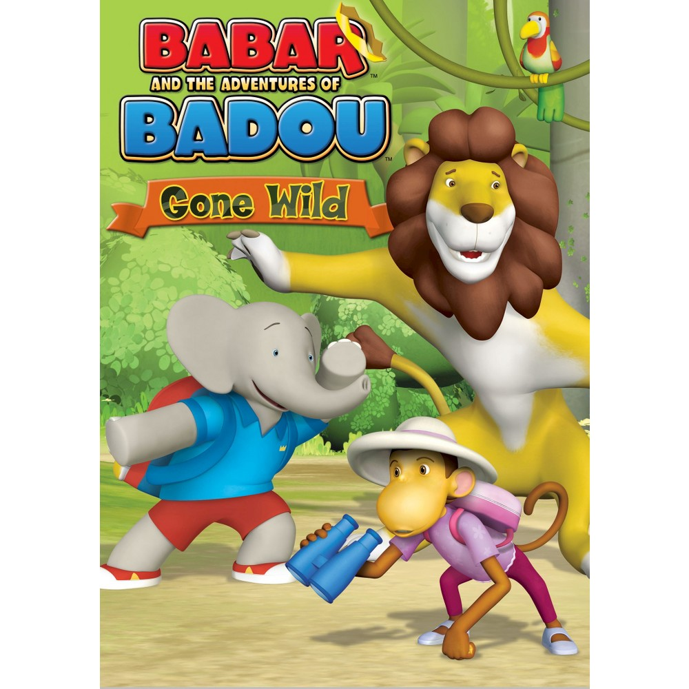 Babar and the adventures of badou:Gon (Dvd)