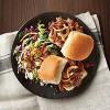 BBQ Pulled Pork Sliders Meal Bag - 48oz - image 2 of 4