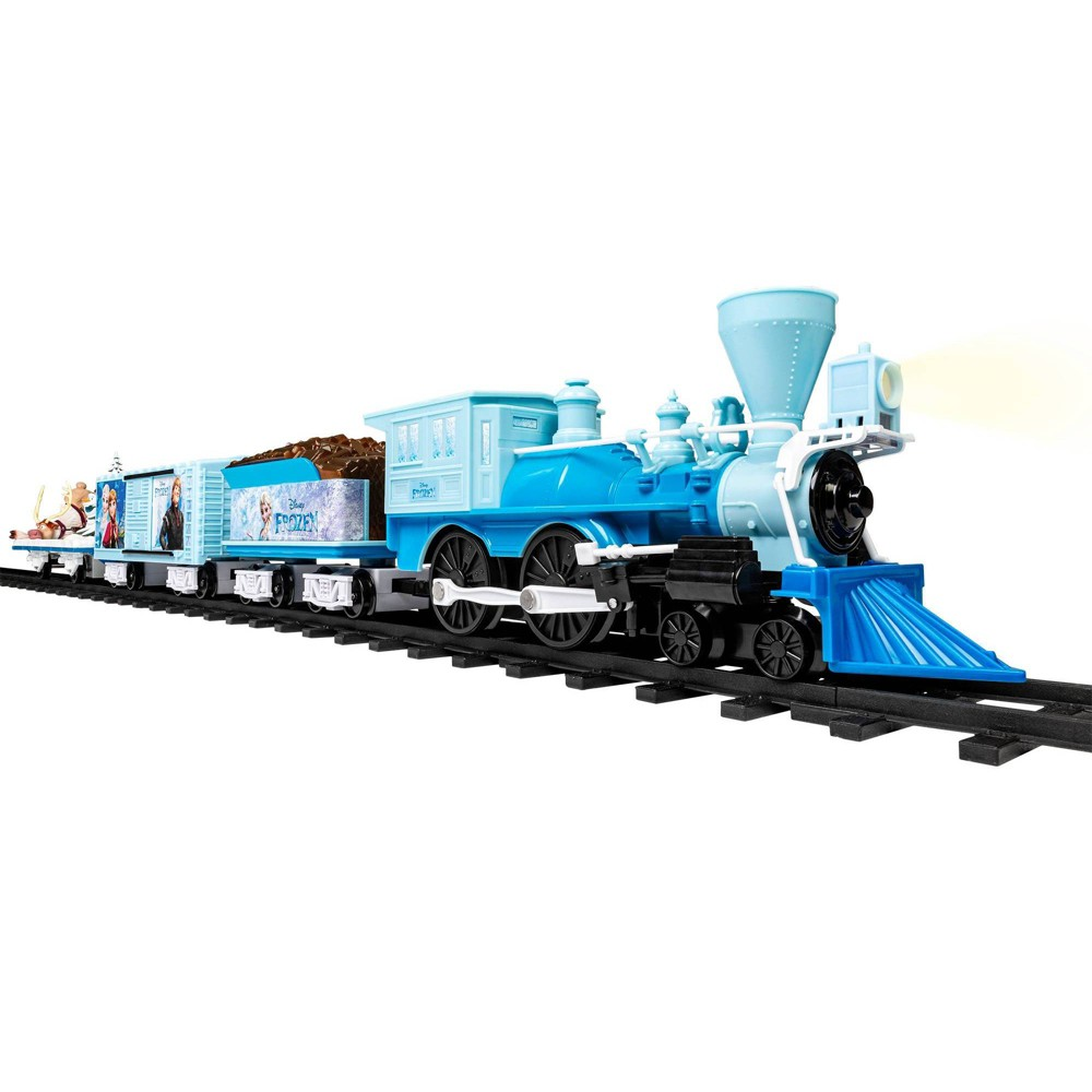 Lionel Frozen Ready to Play Train Set