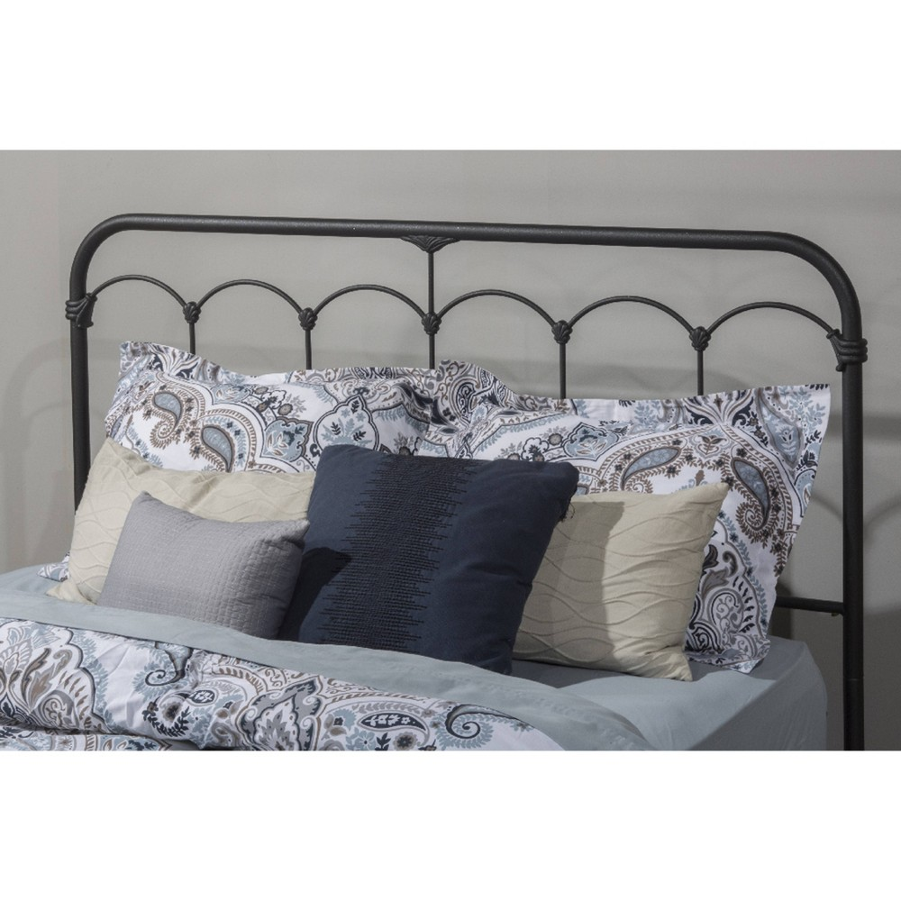 Queen Jocelyn Headboard Black - Hillsdale Furniture