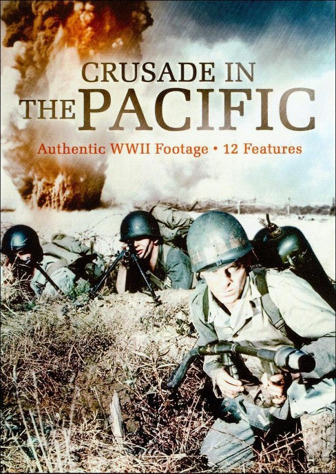 War Classics:Crusade In Pacific V2 (DVD) - image 1 of 1