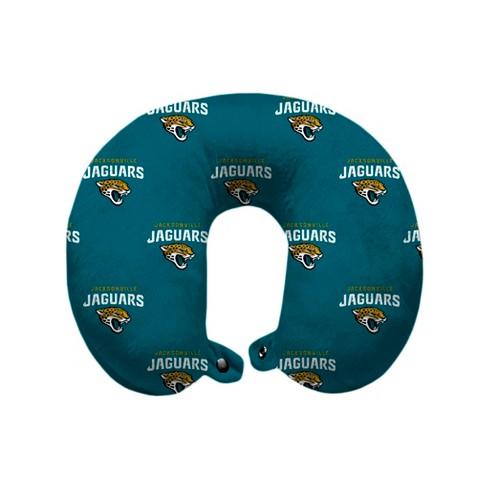 NFL Jacksonville Jaguars Travel Pillow - image 1 of 1