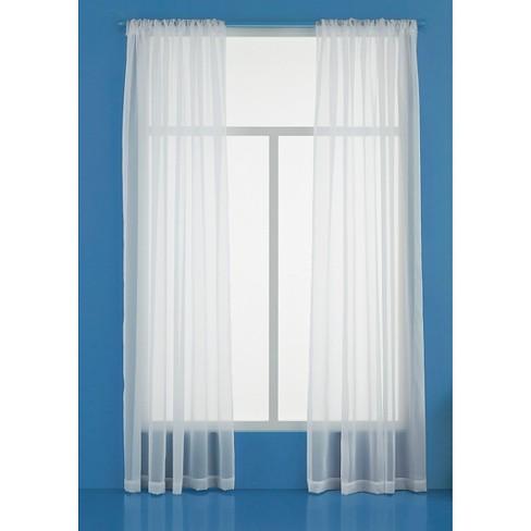 Sheer Curtain Panel Room Essentials