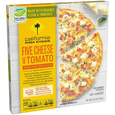 California Pizza Kit Frozen Five Cheese and Tomato - 15.2oz - image 1 of 1