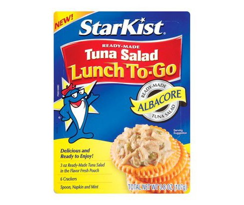 StarKist Lunch To-Go Ready Make Tuna Salad Albacore - 3.8oz - image 1 of 1
