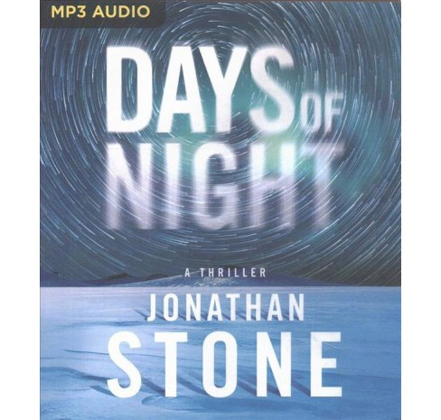 Days of Night (MP3-CD) (Jonathan Stone) - image 1 of 1