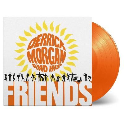 Derrick Morgan & Friends - Derrick Morgan & Friends (Limited Orange Audiophile Vinyl)