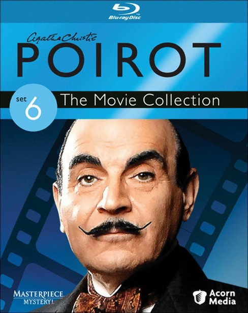 Poirot movie collection set 6 (Blu-ray) - image 1 of 1