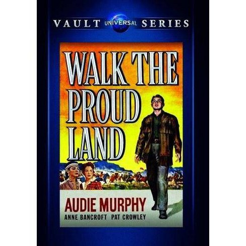 Walk The Proud Land (DVD) - image 1 of 1