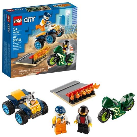 LEGO City Stunt Team 60255 Bike Toy image number null