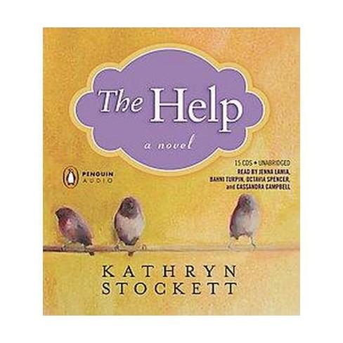 Help Unabridged Cdspoken Word Kathryn Stockett  Target About This Item