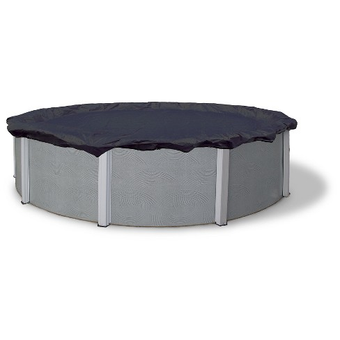 Blue Wave 8-Year Bronze-Grade Round Above Ground Pool Winter Cover - image 1 of 3