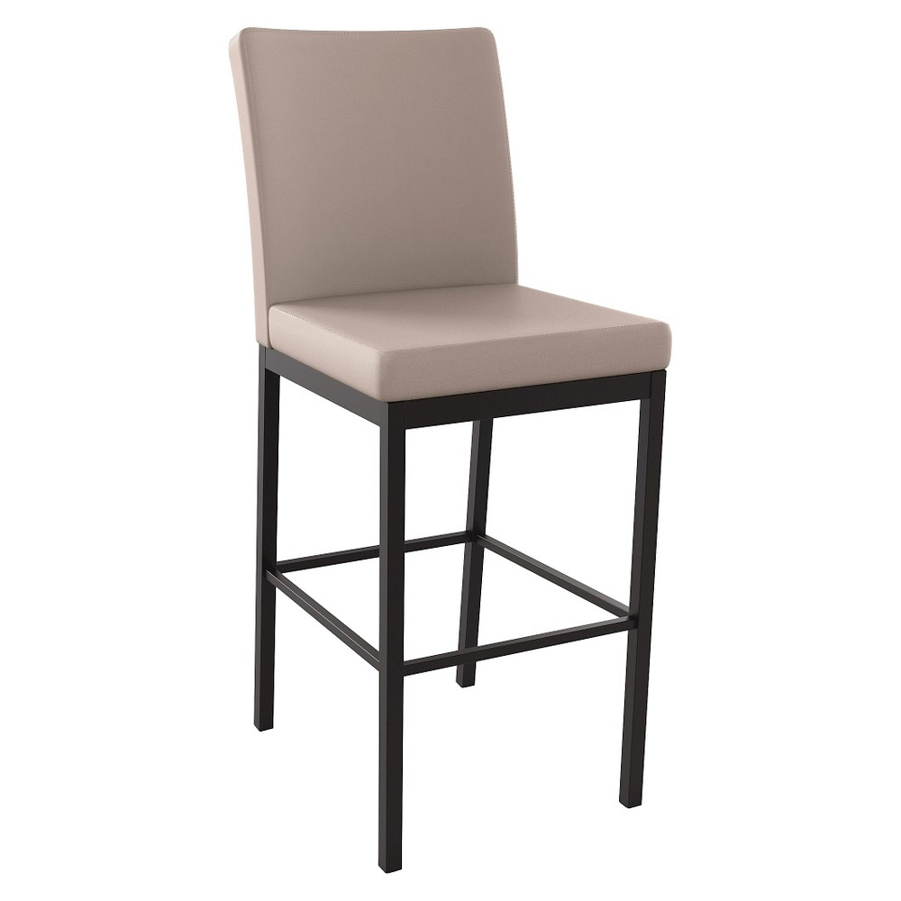 Amisco Metal Counter Stool - Brown
