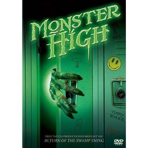 Monster High (DVD) - image 1 of 1