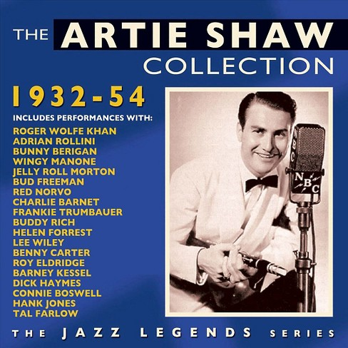 Artie shaw - Artie shaw collection:1932-1954 (CD) - image 1 of 2